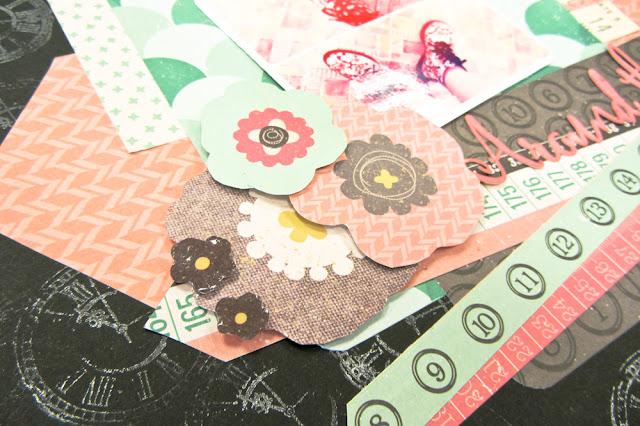 Taller iniciación al scrapbooking Kurisu Crafts