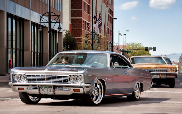 シボレー・インパラ 4代目 | Chevrolet Impala (1965-70)