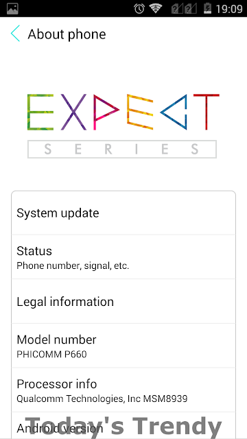 The Expect UI