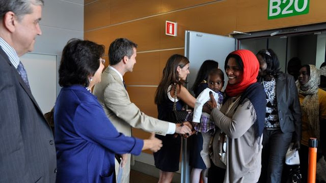 España abandonó a los refugiados acogidos por cuotas en 2012
