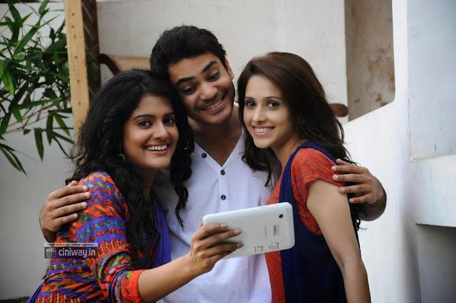 Vaaliba Raja Movie Vishaka Singh, Sethu and Nushrat Bharucha Stills