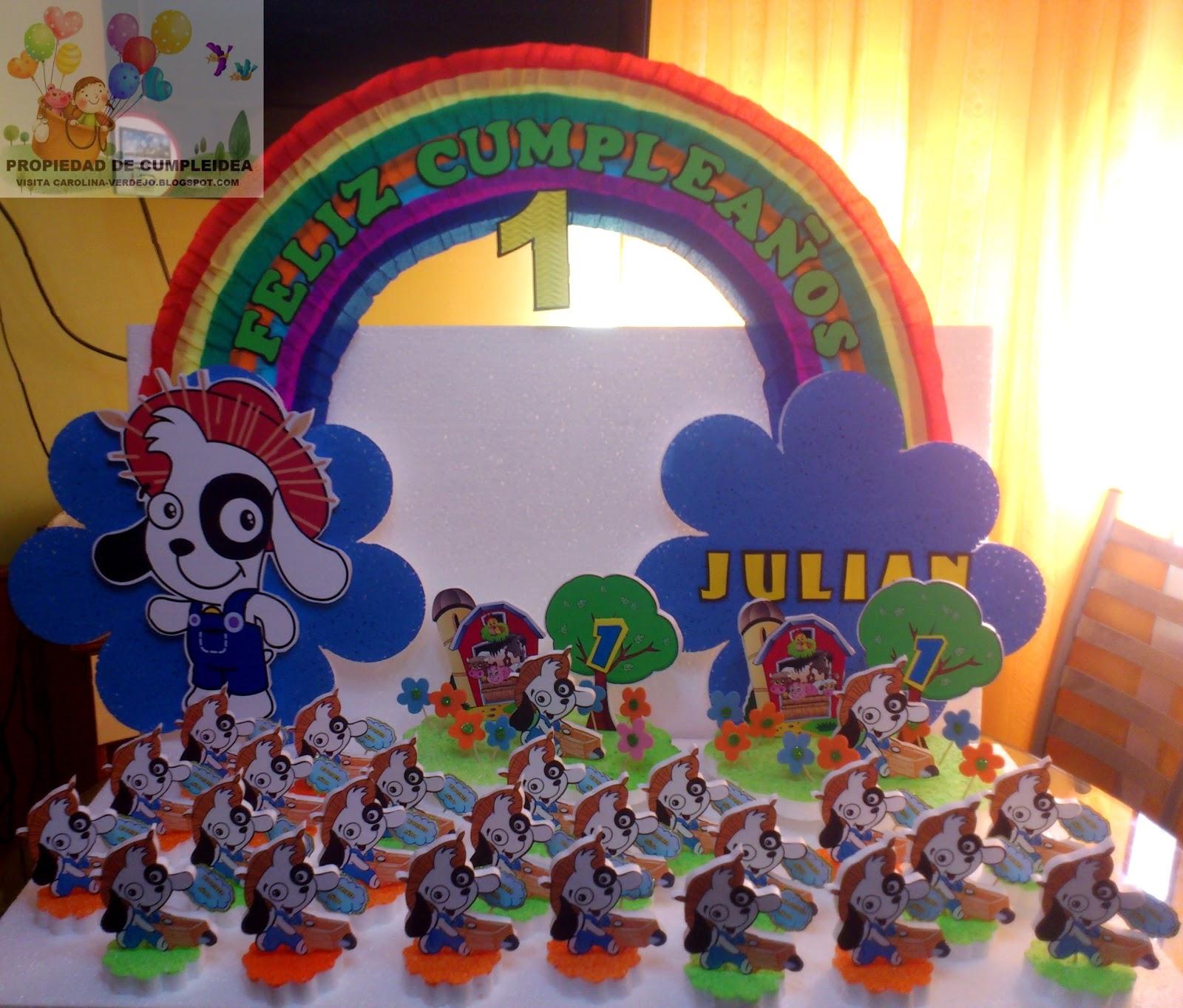 Decoraciones infantiles pack minnie coqueta decoraciones for Decoraciones infantiles