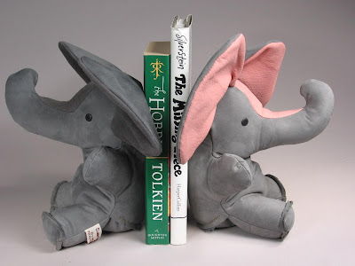 20 Creative and Cool Bookends (20) 2