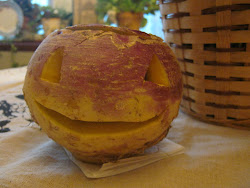 And a wee turnip man . . .