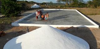 Os Municípios de Araripina, Exu, Ipubi e Santa Cruz na Região do Araripe serão contemplados com cisternas do Governo do Estado