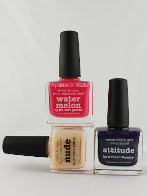 piCture pOlish Blog Fest 2013 - Celebrating the Year of the Blogger
