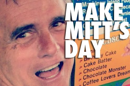 Make Mitt's Day