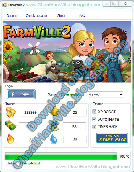 Farmville 2 Farm Bucks & Coins HackCheat  Farmville 2 Farm Bucks
