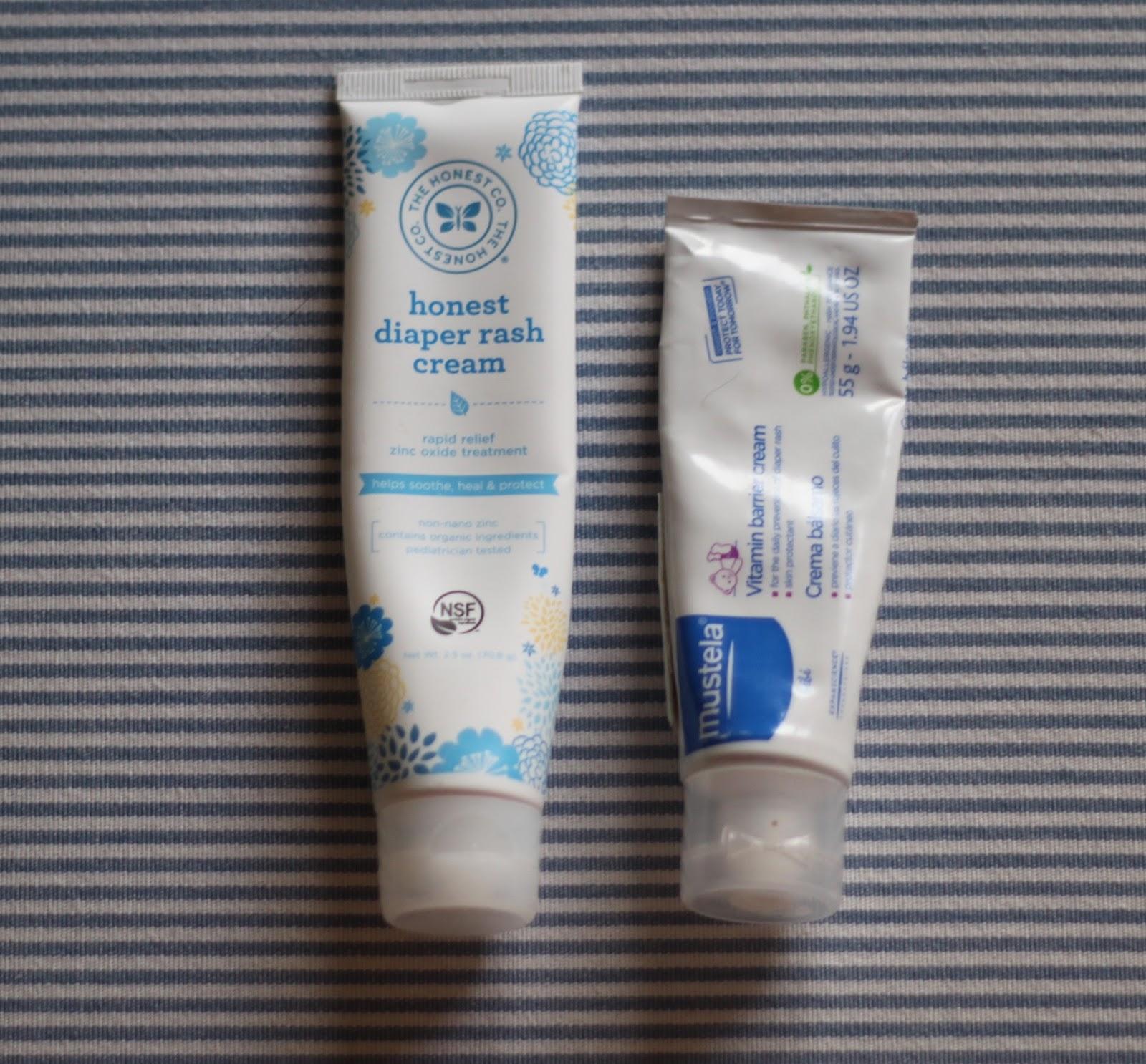 honest diaper cream