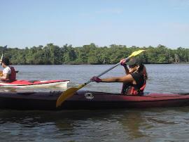 Caiaque Rio Maguari