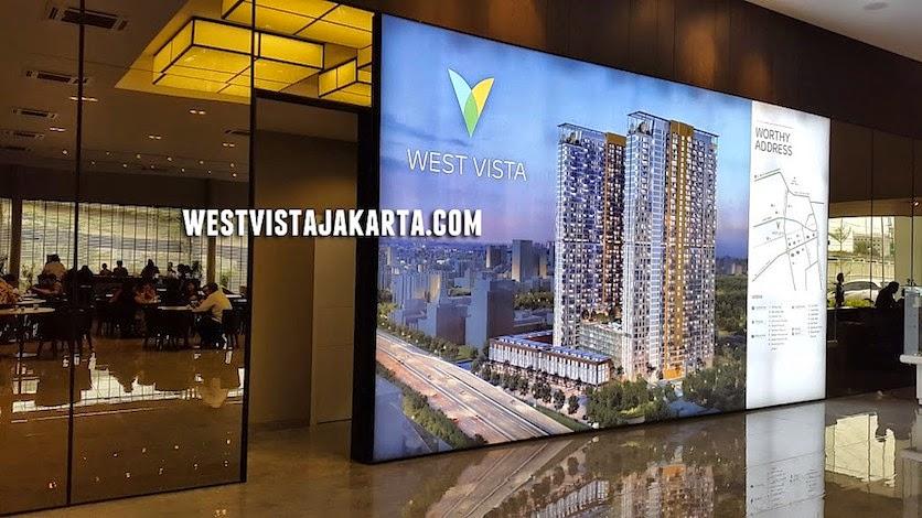 Banner West Vista Jakarta Barat