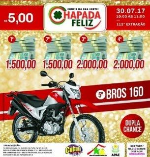CHAPADA FELIZ - Show de Prêmios!