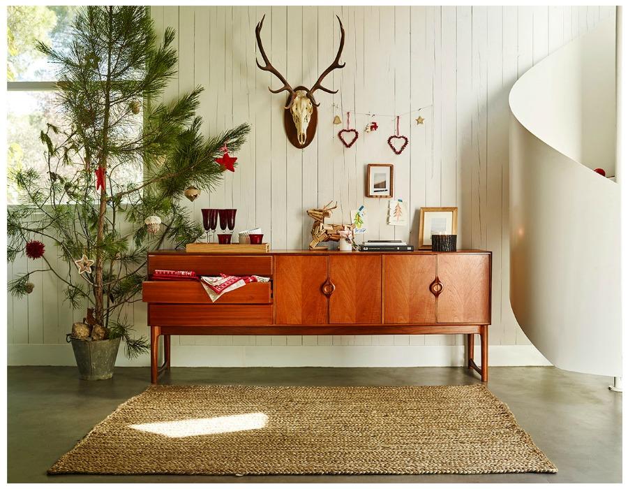 Zara Home Decoracion Navidad ~ Un ambiente buc?lico de le?a, chimenea , velas encendida