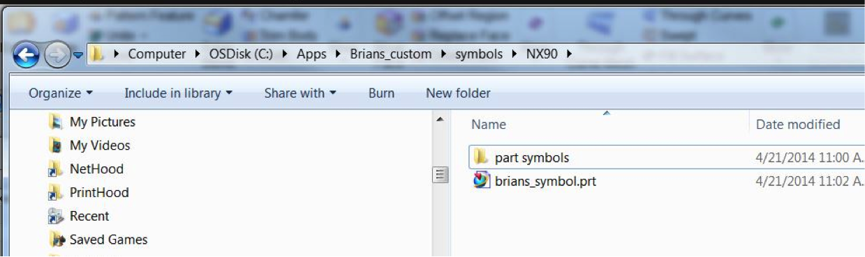 The Swoosh Scoop Nx How To Set Up The Reuse Library For Custom Symbols