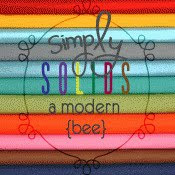 Simply Solids Modern Bee