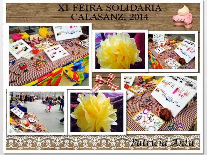 XI Feira solidaria, Calasanz 2014