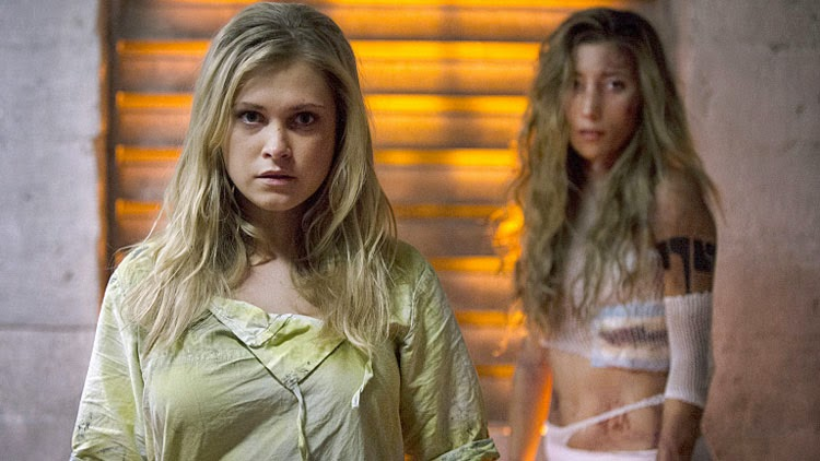 Dino's Beauty Diary - Top TV Shows - The 100