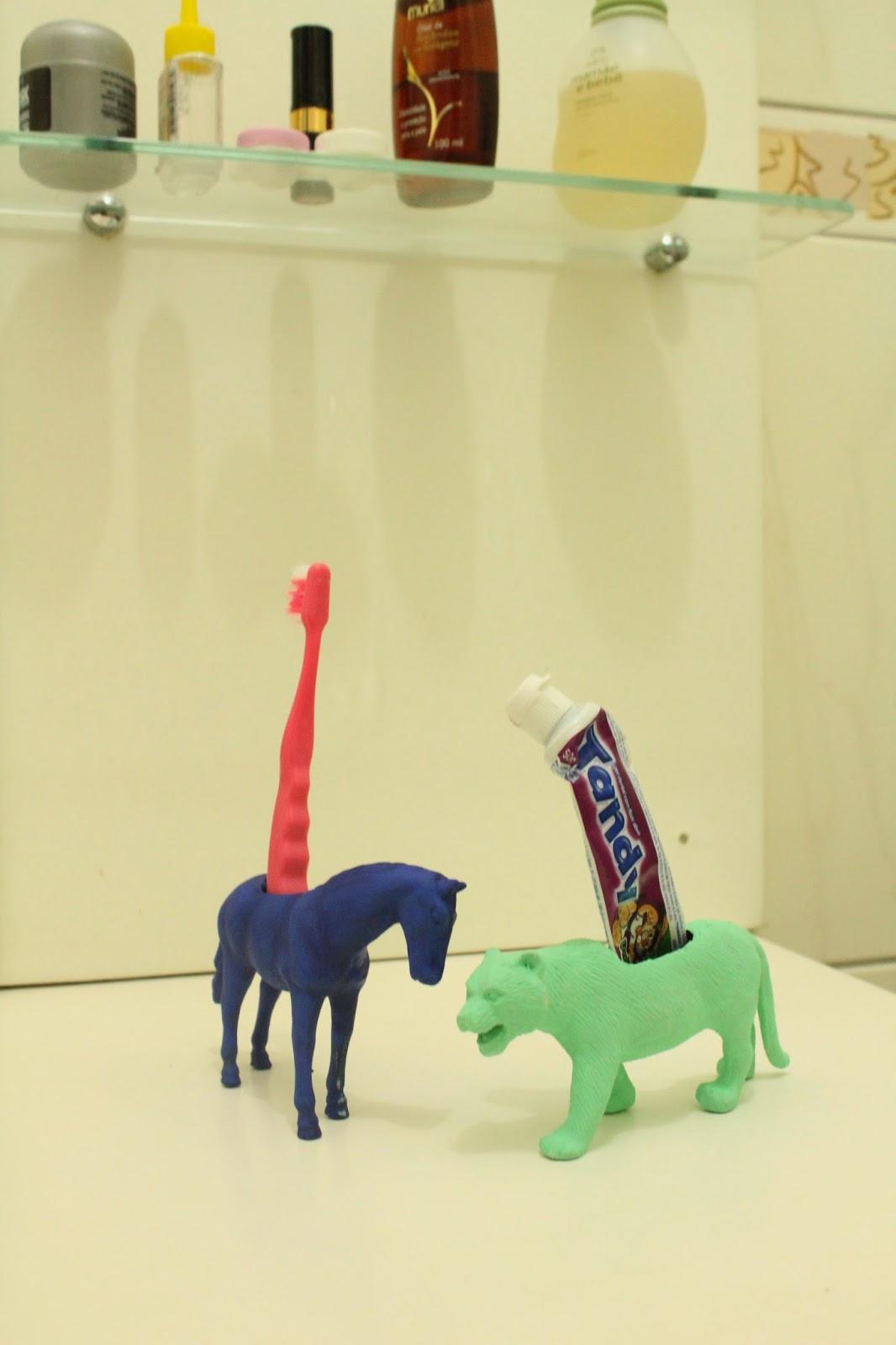 organizando e decorando com brinquedos DIY - PAP - Faça você mesmo