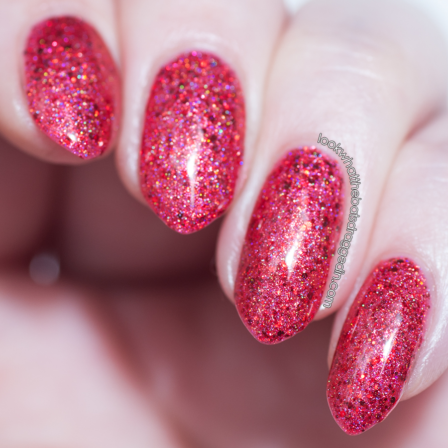 Mckfresh Nail Attire Planeteers polish collection Heart