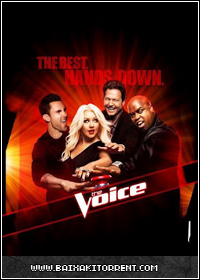 Capa Baixar Série The Voice 5ª Temporada   Torrent Baixaki Download