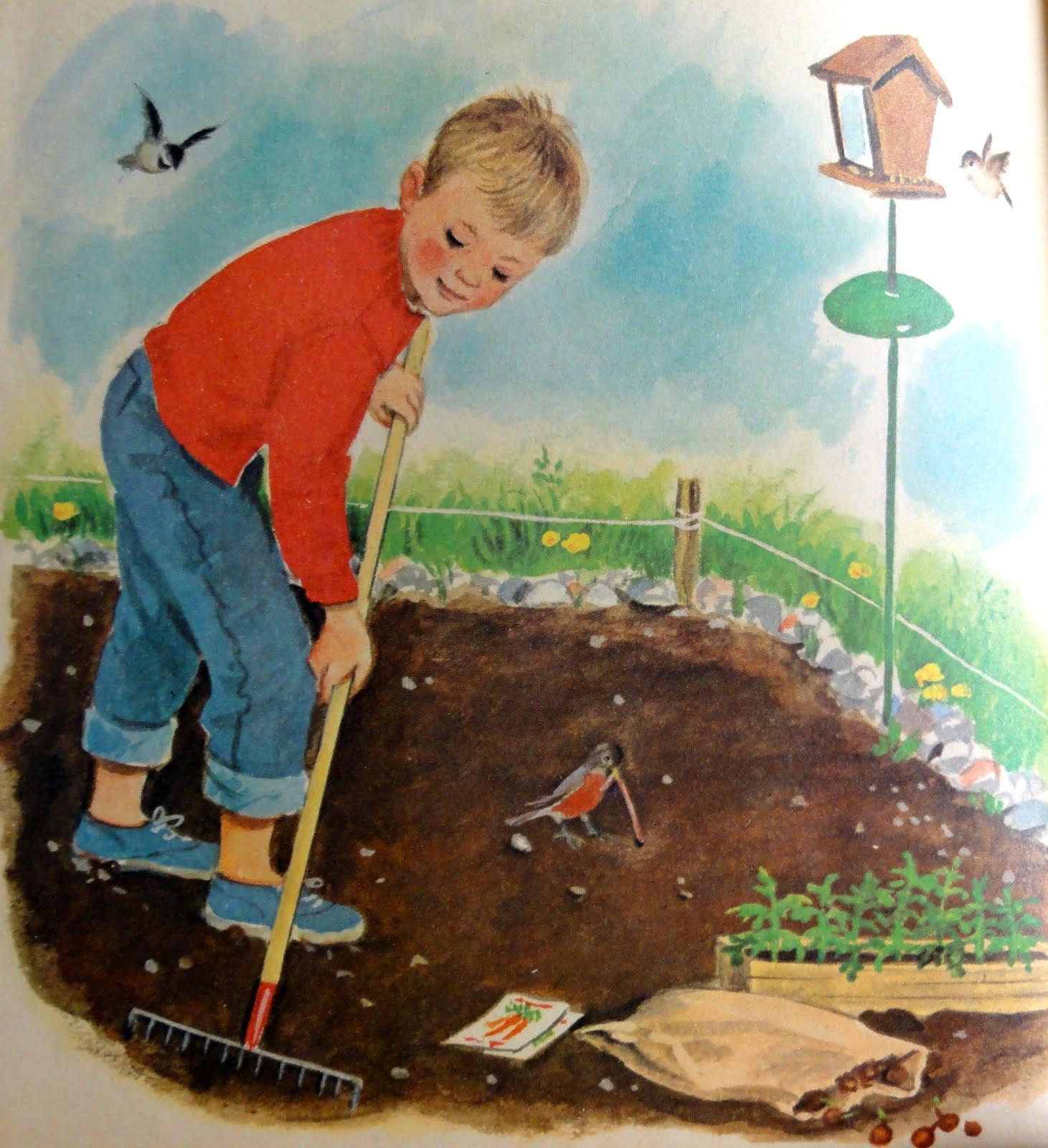 It's Gardening Time