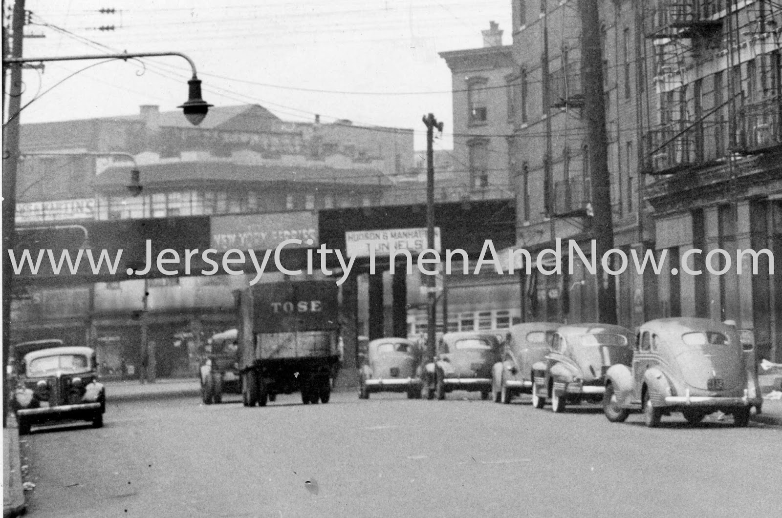 Historic Jersey City Then And Now February 2013