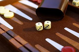 Le plus petit double au backgammon le double 1