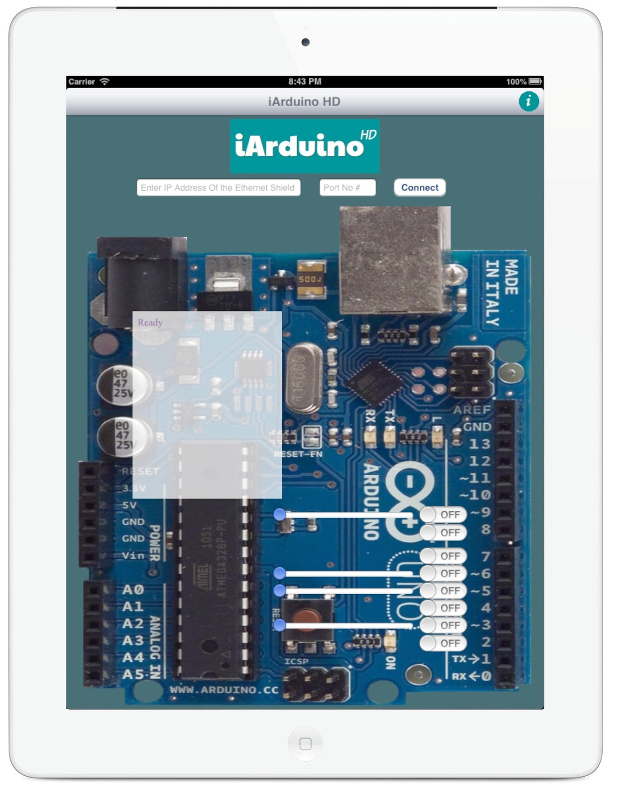 Hid usb on arduino