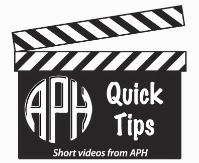 APH Quick Tips logo