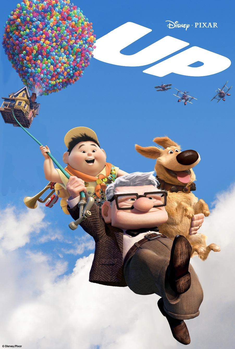 more posters and fan art after the jump click to embiggenPixar Up Movie Poster