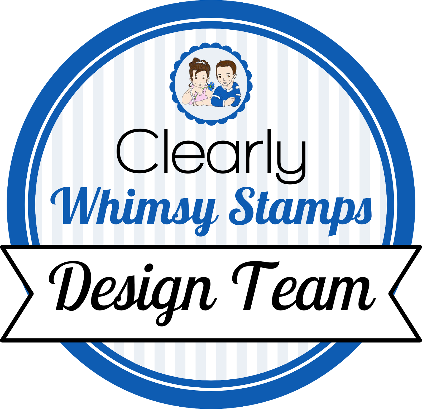 Designer for Clearly Whimsy Stamps