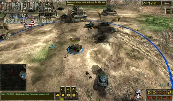 Timelines: Assault on America Screenshot 03