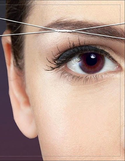 Eyebrow THREADING in Brisbane