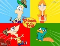Phineas and Ferbmovie will combine Live action and animation.