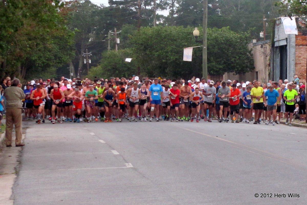 2012 boston mini marathon