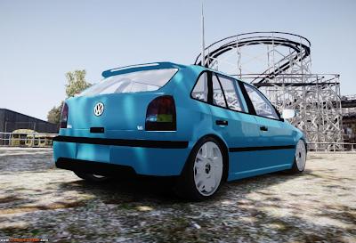 Volkswagen Gol G3 1.6 Para GTA IV