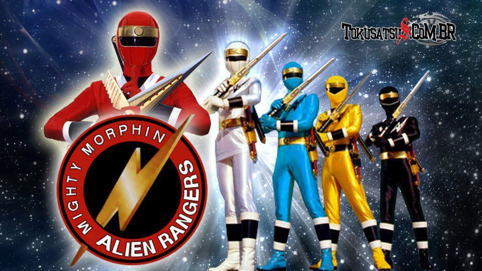 Mighty Morphin Alien Rangers 3ª Temporada Dublado Download Avi