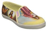 gesù scarpe cristo dio