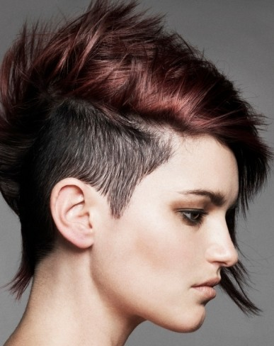 Short Hairstyles Color