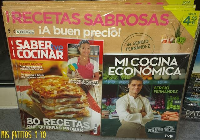 Saber Cocinar Octubre 2015