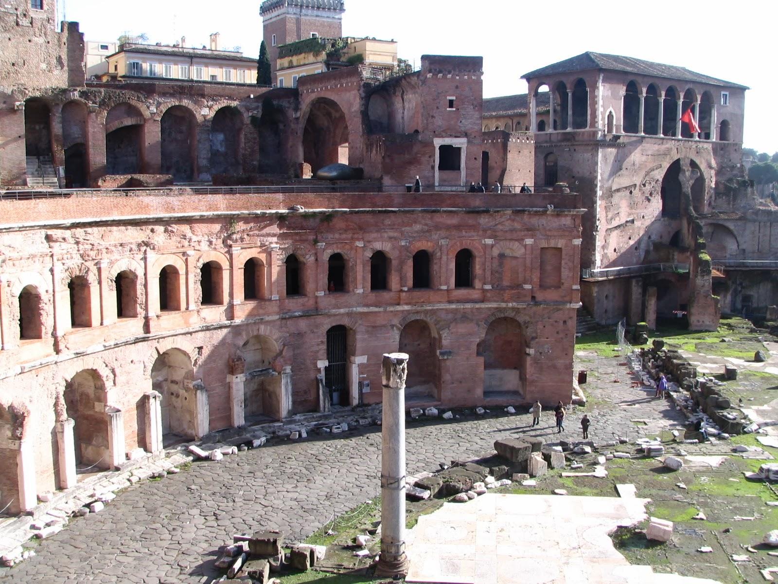 Italia - Roma - Foro de Trajano