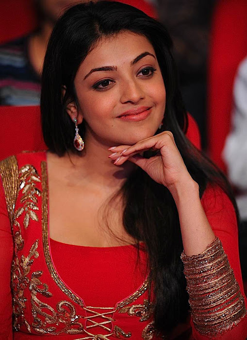 kajal agarwal at businessman audio launch, kajal new