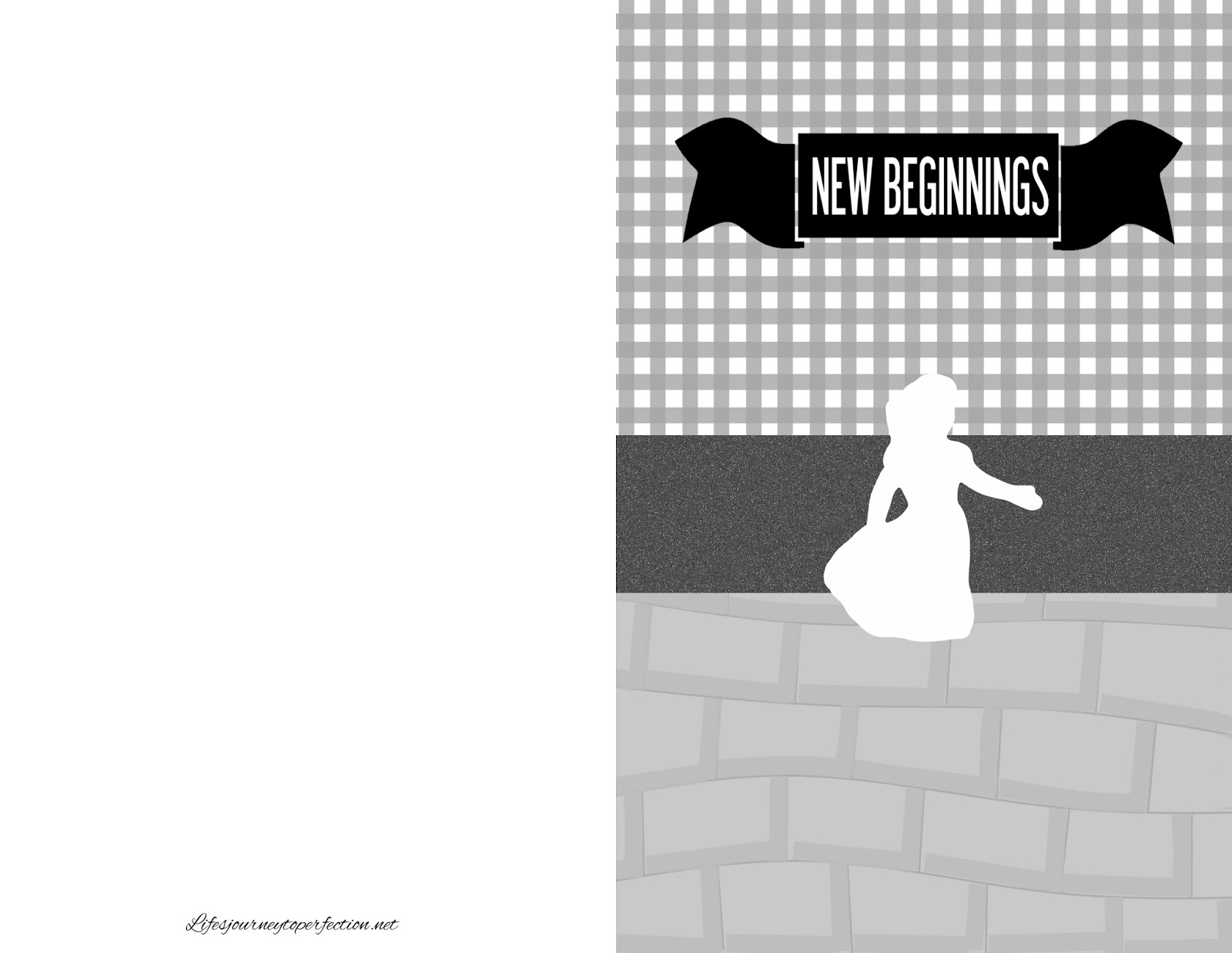 new beginnings program template