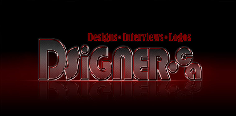 DSIGNER INTERVIEWS LOGOS