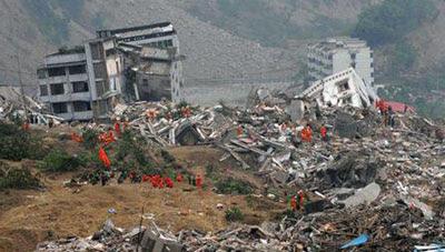 Sismo de 5,7 grados en China, 24 de Junio de 2012