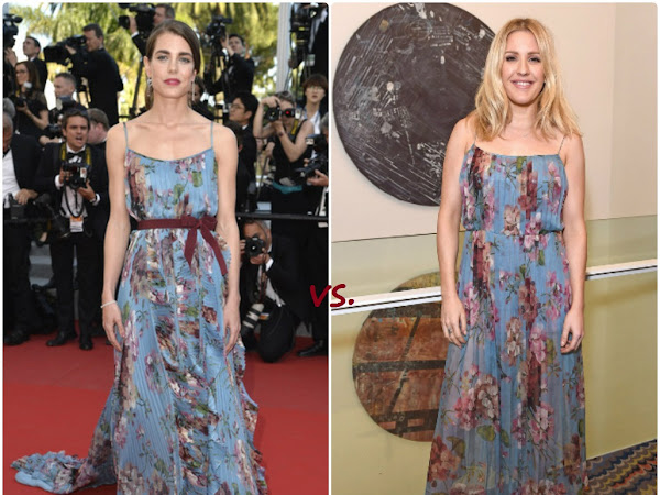 Charlotte Casiraghi vs Ellie Goulding