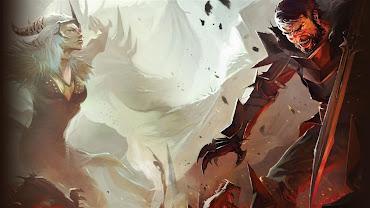 #23 Dragon Age Wallpaper