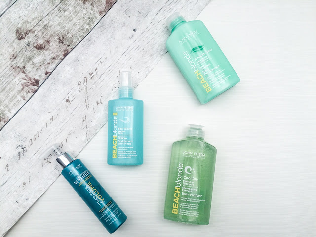 New from John Frieda Haircare 2015