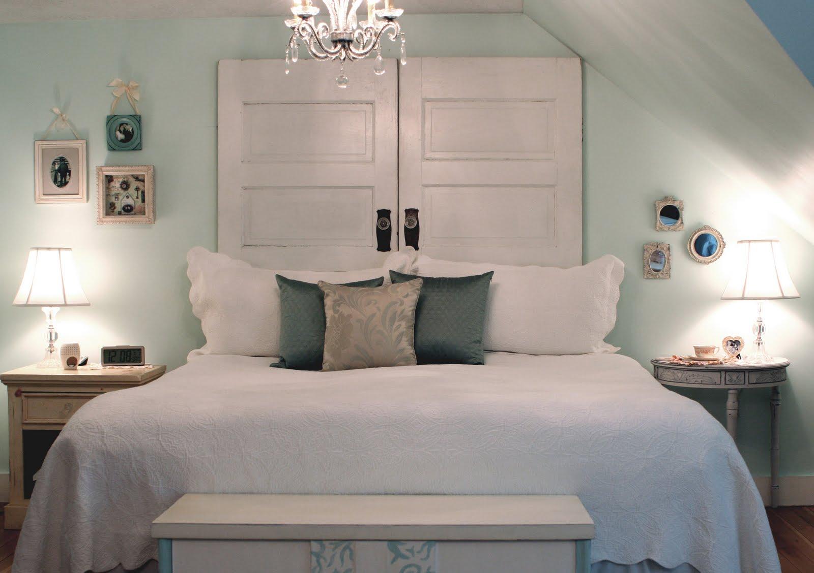Blog de decorar ideias criativas para cabeceiras de cama box for Fun headboard ideas