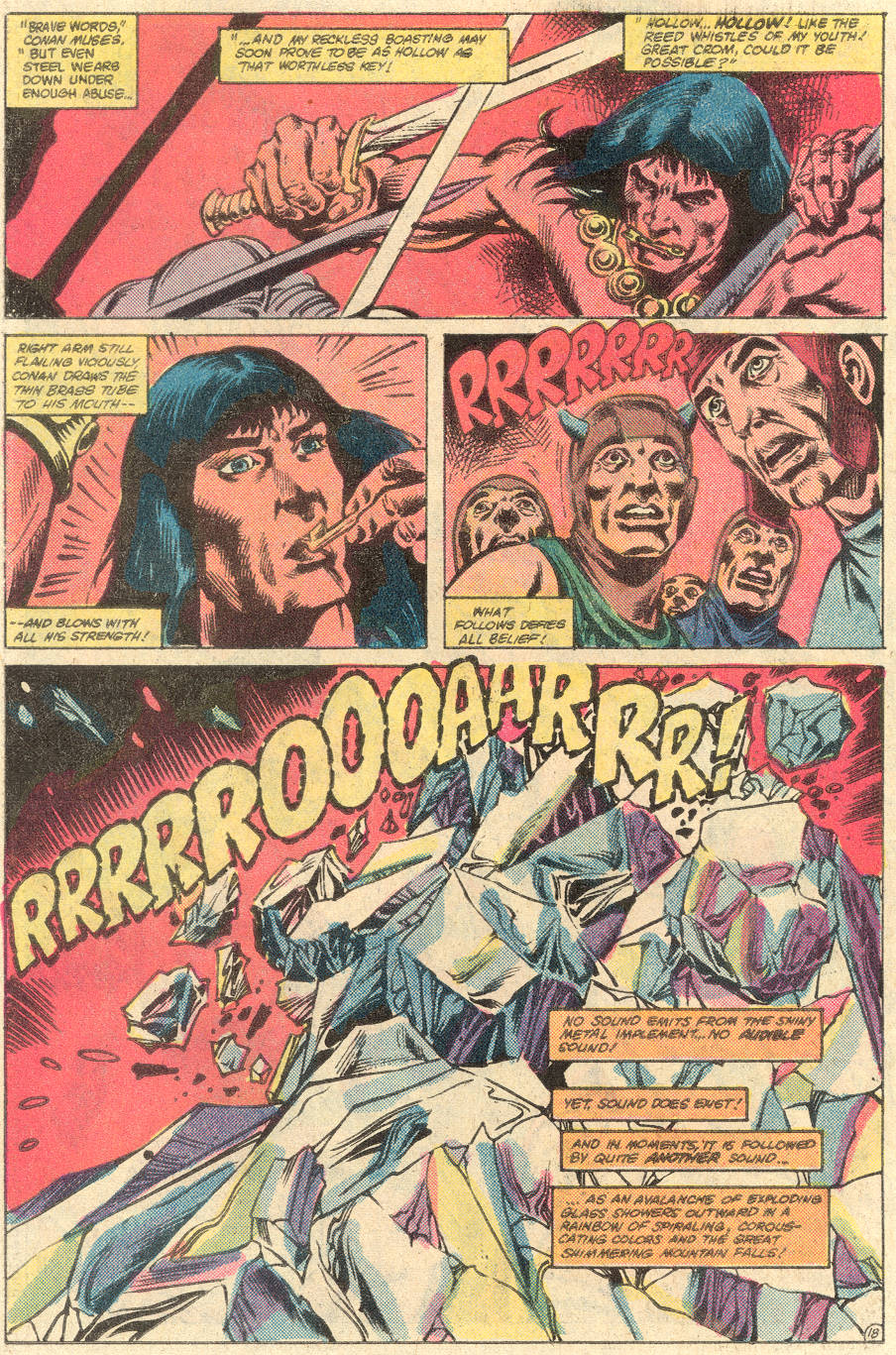Conan the Barbarian (1970) Issue #133 #145 - English 20